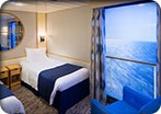 Virtual Balcony Interior Stateroom
